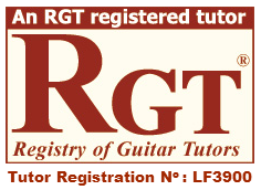 RGT Registered Guitar Teacher